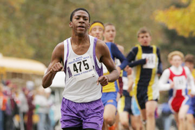 IHSA Boys Cross Country