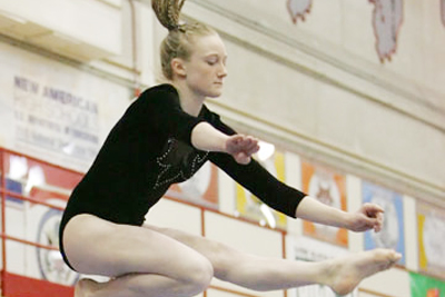 IHSA Girls Gymnastics