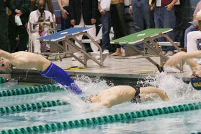 IHSA Boys Swimming