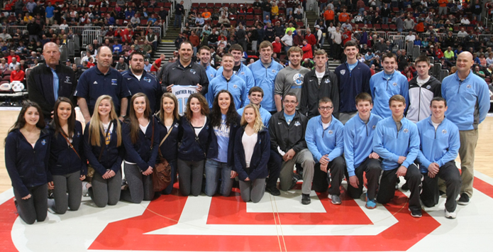 Wilson Recognizes Jersey High School Basketball Programs, State Champs In Legion of Champions Program