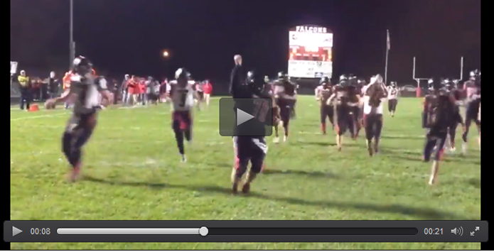 """Heyworth, GCMS Football Coaches Work Together To """"Score One For The Good Guy"""""""