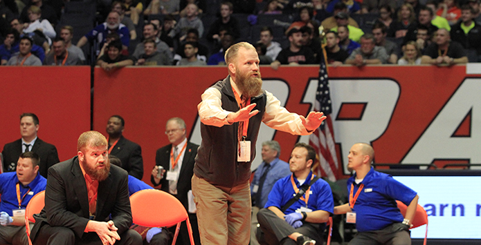 Illinois Wrestling Community Rallies Behind Medlin Family After House Fire