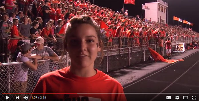IHSA Announces Finalists for 2017 Student Section Showdown