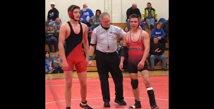 Pekin Wrestler Hunter Beasley Returns To The Mat After Spinal Stroke