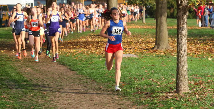 St. Anthony's Anna Sophia Keller Becomes Third XC Runner In State History To Four-Peat