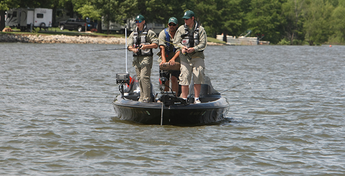 IHSA Bass Fishing State Finals Rescheduled for June 14-15 at Carlyle Lake