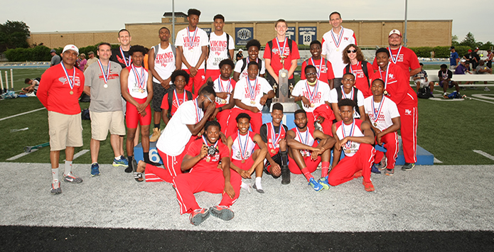Homewood-Flossmoor Claims First IHSA Combined State Championship in Boys Track & Field