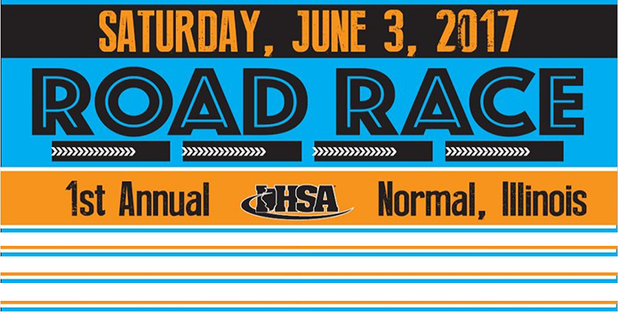 Inaugural IHSA Road Race Set for Saturday, June 3 at Heartland Community College in Normal