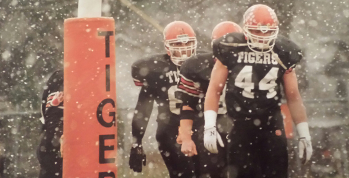 The Ghosts of Wheaton: New Book Chronicles Rise Of Wheaton Warrenville South Football Program, '92 Title Game