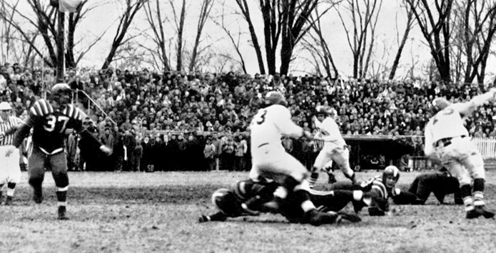 Over 100 Years of East Aurora-West Aurora Football Rivalry