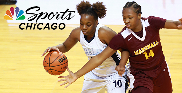 NBC Sports Chicago Leads Broadcast Coverage of IHSA Girls Basketball State Finals February 19, 2019
