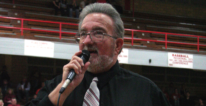 2013-14 IHSA Distinguished Media Service Award – Bruce Fasol
