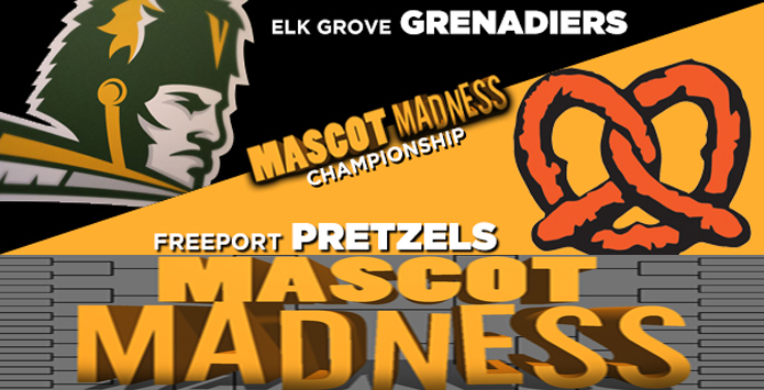 Grenadiers or Pretzels? Choose Best IHSA Mascot By Thursday, March 17 at Noon #MascotMadness