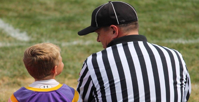 IHSA Statement On Football Officials Incident In Texas