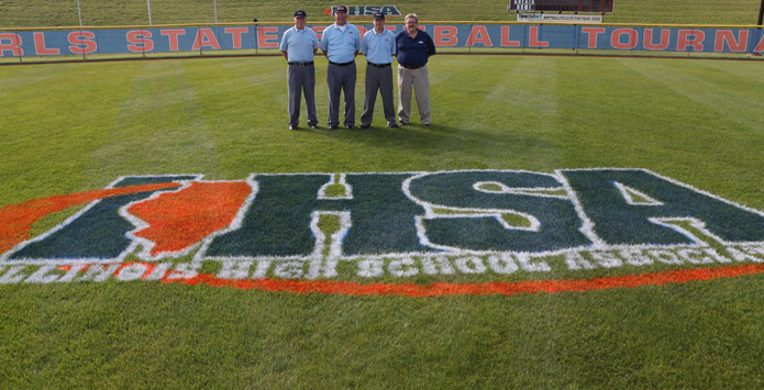 IHSA Announces 2015-16 Officials of the Year