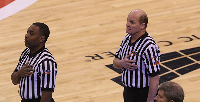IHSA Announces 2017-18 Officials of the Year