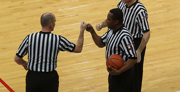 Stay Connected, Become a High School Official – By Bob Gardner