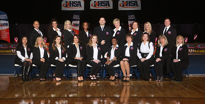 IHSA Announces 2018-19 Officials of the Year