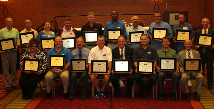 2013-14 IHSA Officials of the Year