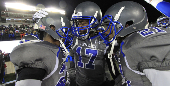 Wendell Phillips Academy Captures First Football State Title By Chicago Public Schools