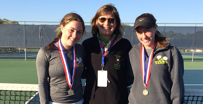 Glenbrook North Girls Tennis Coach Peggy Holecek Named NFHS National Coach of the Year/IHSA Coaches of the Year Announced