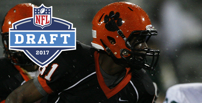 Updating List of IHSA Players Selected in 2017 NFL Draft