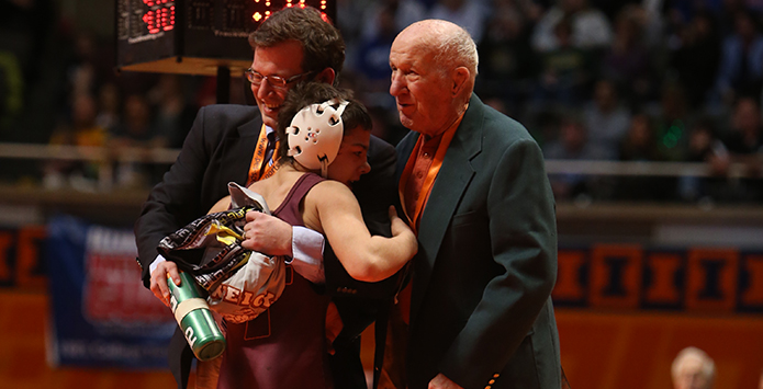 Bill Weick, State Champion Wrestler & Coach, Passes Away At Age 85