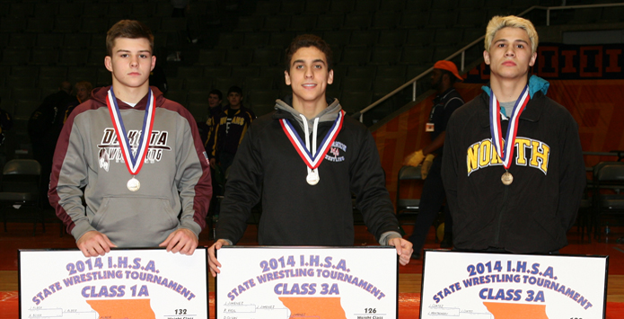 Alber, Cortez & Jimenez Make History With Fourth Wrestling State Titles