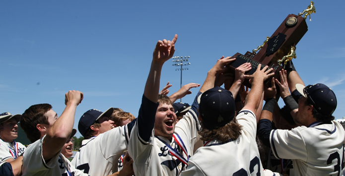 Ryan Folliard's Walkoff Hit Wins State Title For Lemont High School