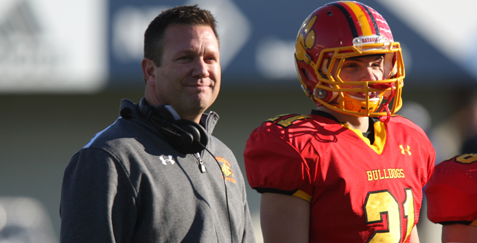 Batavia's Dennis Piron Talks Student-Athlete Safety