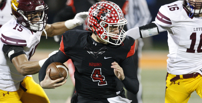 CSN Chicago's EdgyTim Names 2016 All-State Football Team