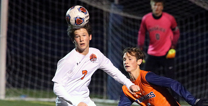 2018 IHSSCA Boys Soccer All-State Teams