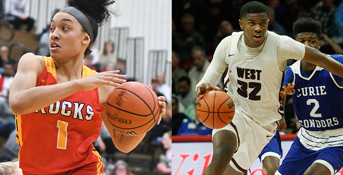 Rock Island's Breanna Beal Wins Third Ms. Basketball Award, Belleville West's EJ Liddell Repeats as Mr. Basketball