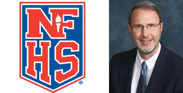 IHSA Staff Member Scott Johnson Honored With Prestigious NFHS Citation Award
