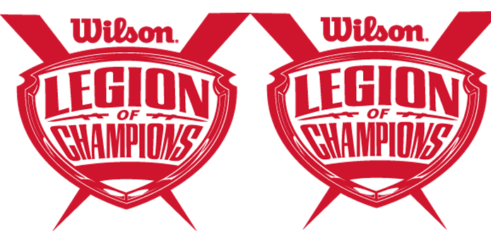 Wilson Announces Inaugural Members of the Legion of Champions Program