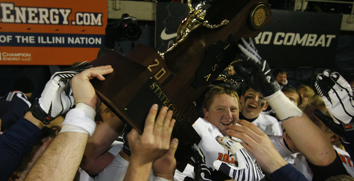 Comcast SportsNet Chicago to Broadcast Football State Championships