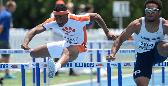 2014 IHSA Track & Field Video Highlights