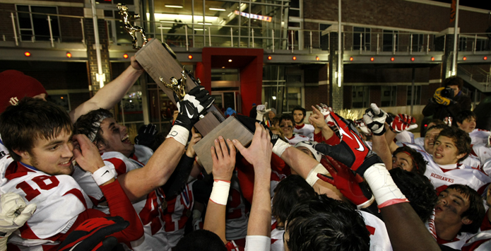2013 IHSA State Football Game-Changing GIFs