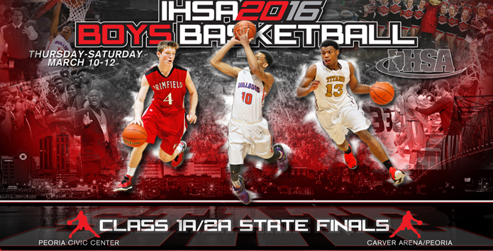 MARCH MADNESS: 2016 Class 1A & 2A Boys Basketball