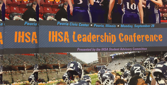 2015 IHSA Student Leadership Conference