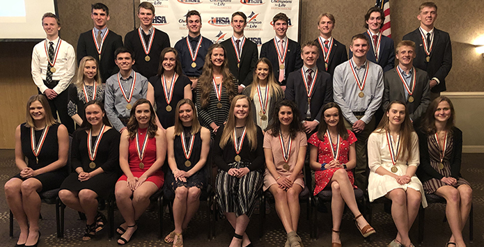 Meet the 2019 IHSA All-State Academic Team Presented by Caterpillar