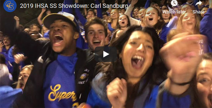 2019 IHSA Student Section Showdown Entries