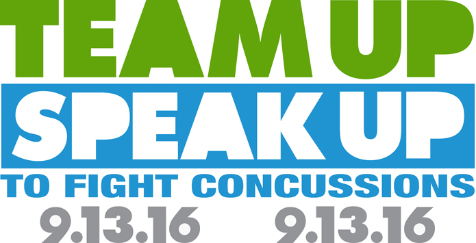 "IHSA To Participate In ""Team Up, Speak Up To Fight Concussions"" On September 13"