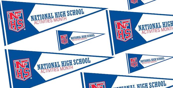 October is National High School Activities Month