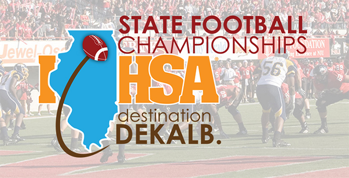 Destination DeKalb: State Football Team Spirit Zone Tents, Parking, Tickets & more!