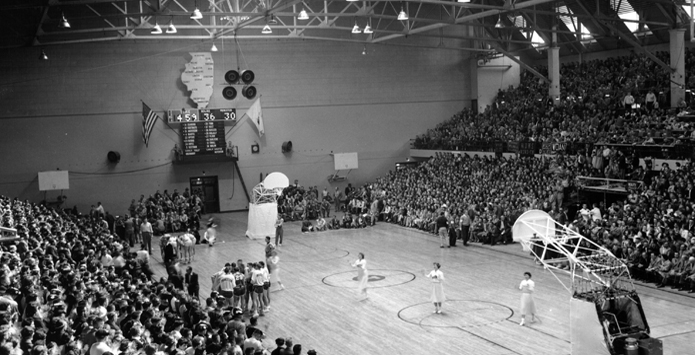 IHSA Archives Provides March Madness In December
