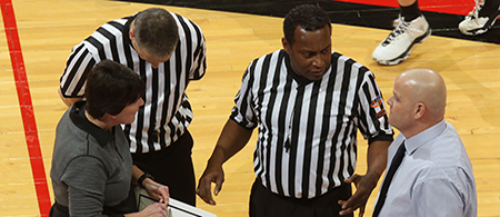 NFHS Basketball Rule Changes For 2017-18