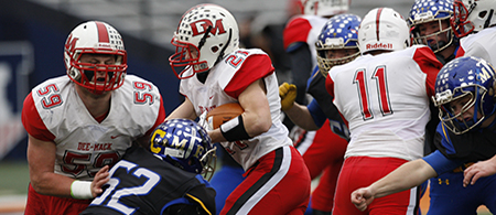 2017 Football Rule Changes Focus On Risk Minimization