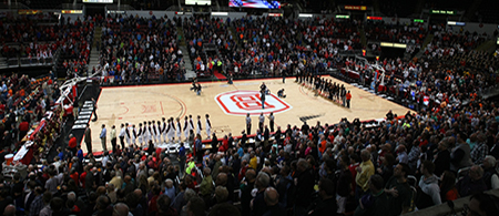 Meet The ATC Who Oversees Athletes At IHSA March Madness